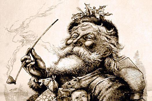 Kto wymyślił Świętego Mikołaja?