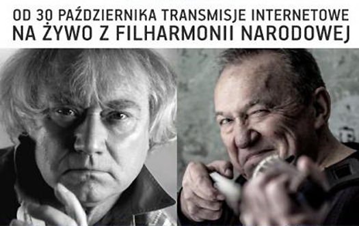 Startuje Filharmonia ONLINE