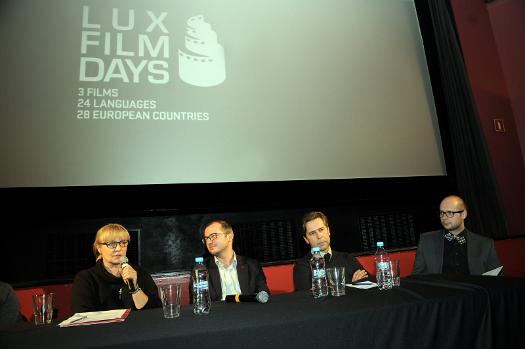 """Debata """"Gdzie jest widownia? Europejskie filmy iich publiczność"""