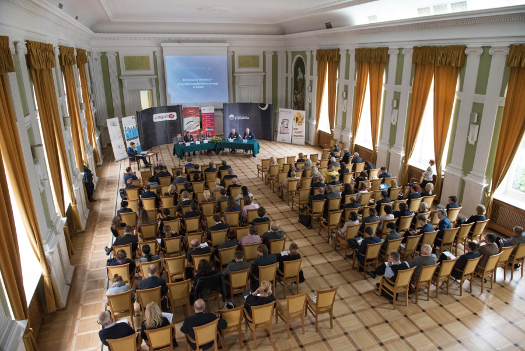 """Konferencja """"Reforma czy rewolucja – przyszłość szkolnictwa wyższego wPolsce"""""""
