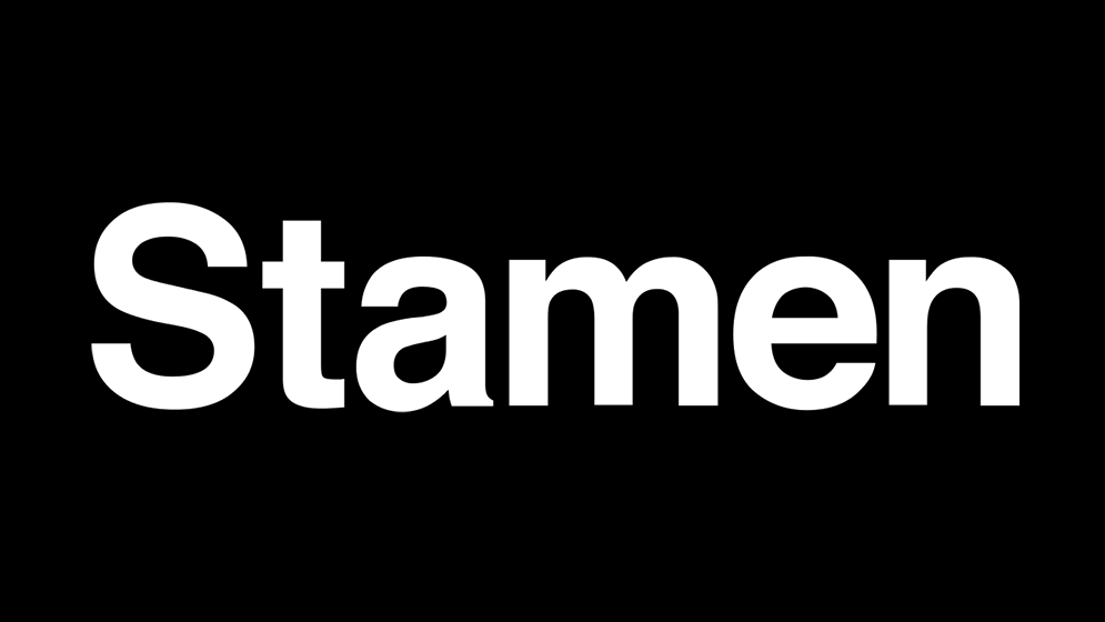 Stamen mapy