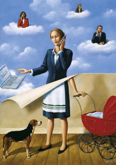 Łyk sztuki do kawy - Komputer osobisty został człowiekiem roku magazynu Time w1982 r.