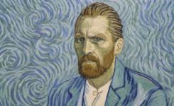 Twój Vincent - plakaty