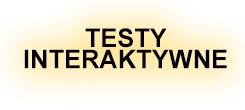 Testy interaktywne