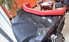 Lamborghini vs. producent mebli. Prawo autorskie nie tylko wkulturze