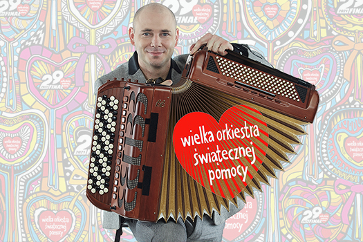Prywatny koncert Marcina Wyrostka na aukcji dla WOŚP!