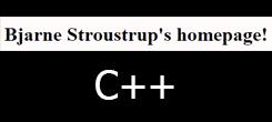 Strona twórcy języka C++