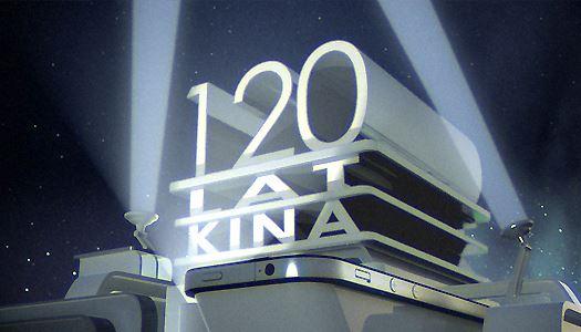 Od kawiarni wParyżu po czwarty wymiar. 120 lat kina