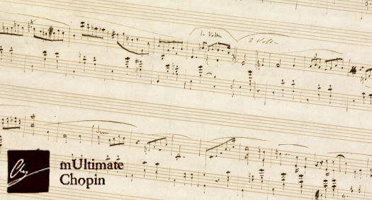 mUltimate Chopin - cyfrowa wędrówka po spuściźnie kompozytora