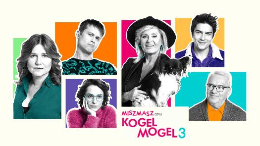 Miszmasz czyli Kogel Mogel 3 - seans przedpremierowy