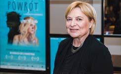 Magdalena Łazarkiewicz. Wierzę wświat uniwersalnych wartości