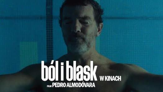 "W czerni kina ""Ból iblask"""