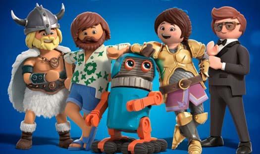"""W czerni kina """"Playmobil: Film"""""""