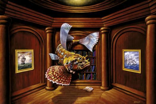 Zwalczanie pozorów / Biblioteka Kapitana Nemo