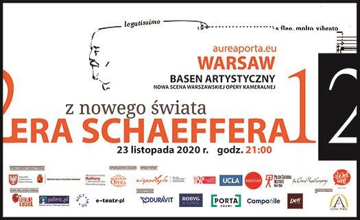 12. ERA SCHAEFFERA zNowego Świata – Schaeffer wL.A.