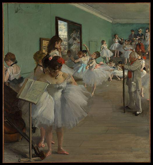 Łyk sztuki do kawy za kulisami Opery Paryskiej