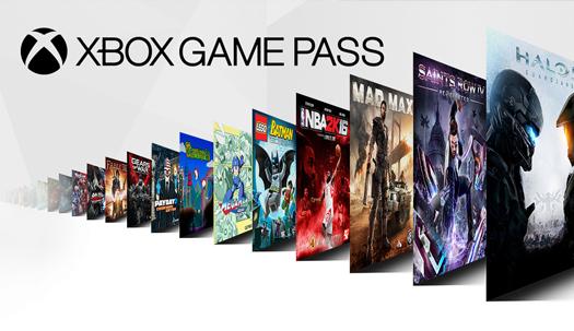 Xbox Game Pass - abonament na gry od Microsoft