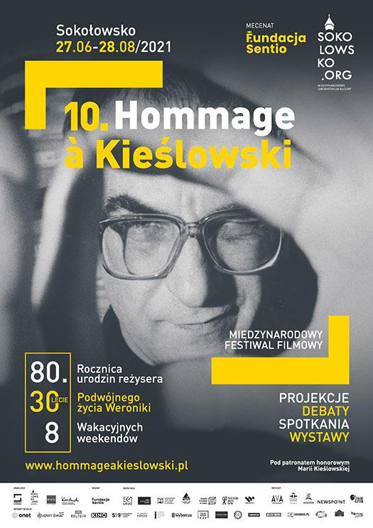 10. Festiwal Filmowy Hommage à Kieślowski