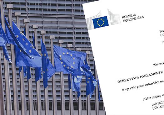 Dlaczego Polska nie implementowała unijnej dyrektywy oprawie autorskim?