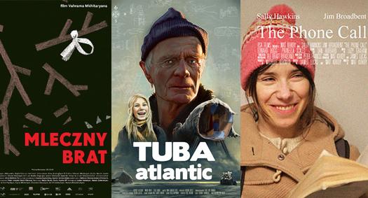 Filmy Krakowskiego Festiwalu Filmowego wsieci