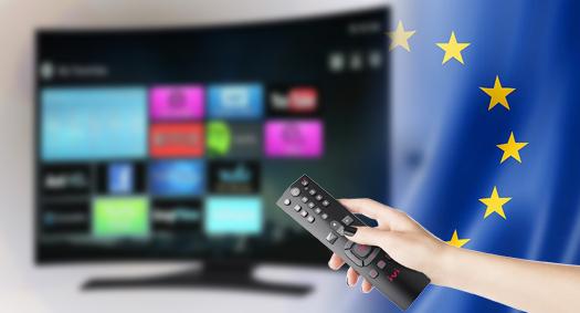 UE oczekuje europejskich filmów wofercie Netflixa iAmazona