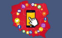 Internet łączy Polaków - raport INEA