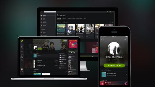 Spotify zapowiada produkcję własnych seriali