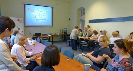 Warsztaty wCentrum Edukacji Nauczycieli wGdańsku