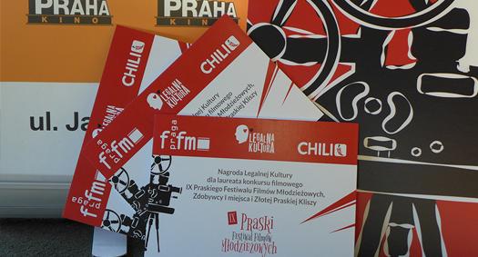 Warsztaty edukacyjne, IX Praski Festiwal Filmów Młodzieżowych, kino Praha