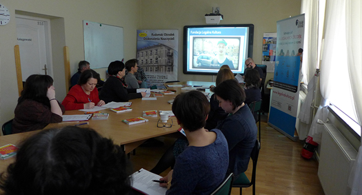 Szkolenie dla Liderów Edukacyjnych wRadomskim Ośrodku Doskonalenia Nauczycieli
