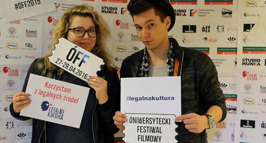 Warsztaty dla studentów, Warszawa UKSW, Óniwersytecki Festiwal Filmowy