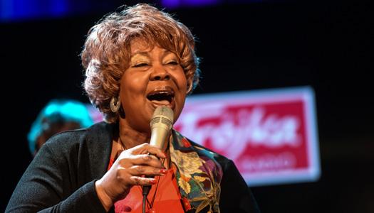 Deborah Brown na specjalnym koncercie wPolsce