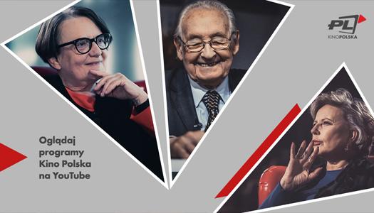 Autorskie programy Telewizji Kino Polska wInternecie