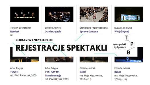 Spektakle Teatru Polskiego wBydgoszczy wInternecie