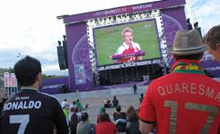 Futbolowi piraci plagą Wielkiej Brytanii