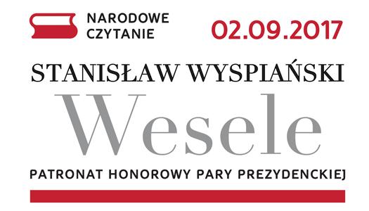 Narodowe czytanie 2017 - Stanisław Wyspiański