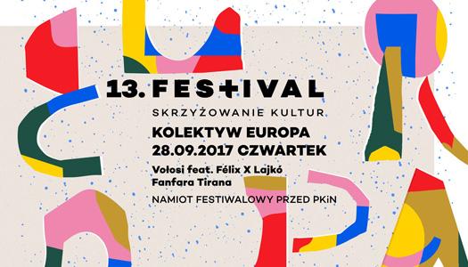 Kolektyw Europa na Festiwalu Skrzyżowanie Kultur