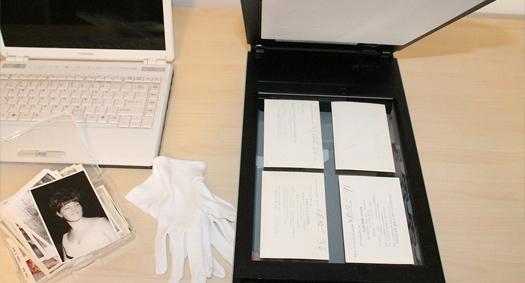 MKiDN wspiera digitalizację zbiorów archiwów społecznych