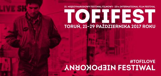 15. Międzynarodowy Festiwal Filmowy Tofifest