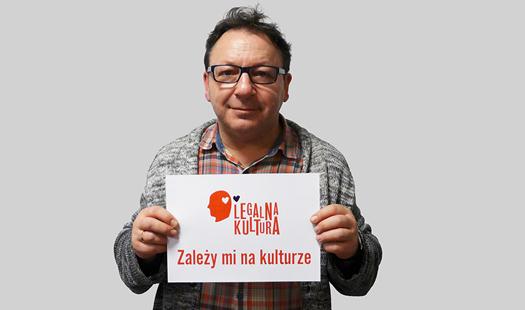 """Księgarnia Marzeń: Zbigniew Zamachowski przeczyta """"Klechdy sezamowe"""" Leśmiana"""