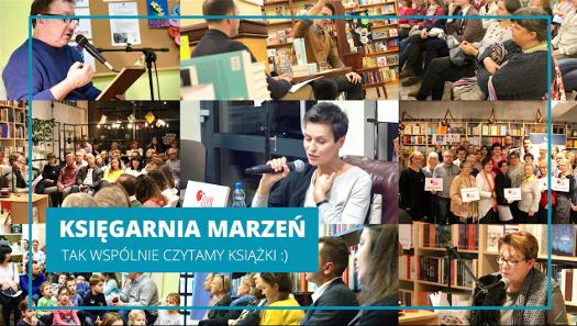 Księgarnia Marzeń - czytając razem