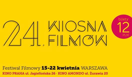 24. Festiwal Filmowy Wiosna Filmów