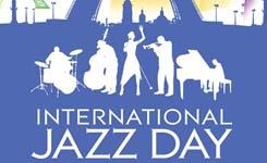 Dorota Miśkiewicz iMarek Napiórkowski na Międzynarodowy Dzień Jazzu