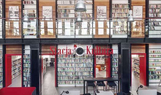 Biblioteczne rewolucje