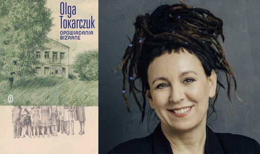 Nagroda Bookera dla Olgi Tokarczuk