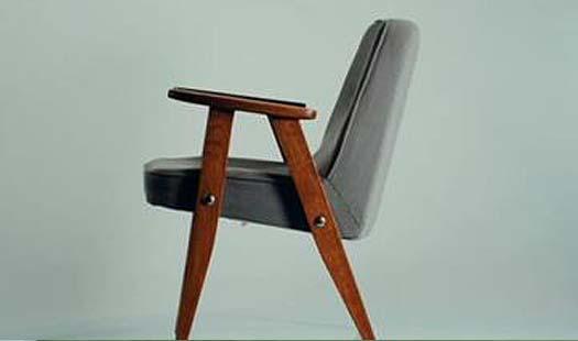 Fotel 366. Dziecko odwilży