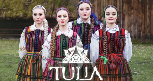 Tulia na koncercie wWarszawie