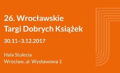 26. Wrocławskie Targi Dobrych Książek