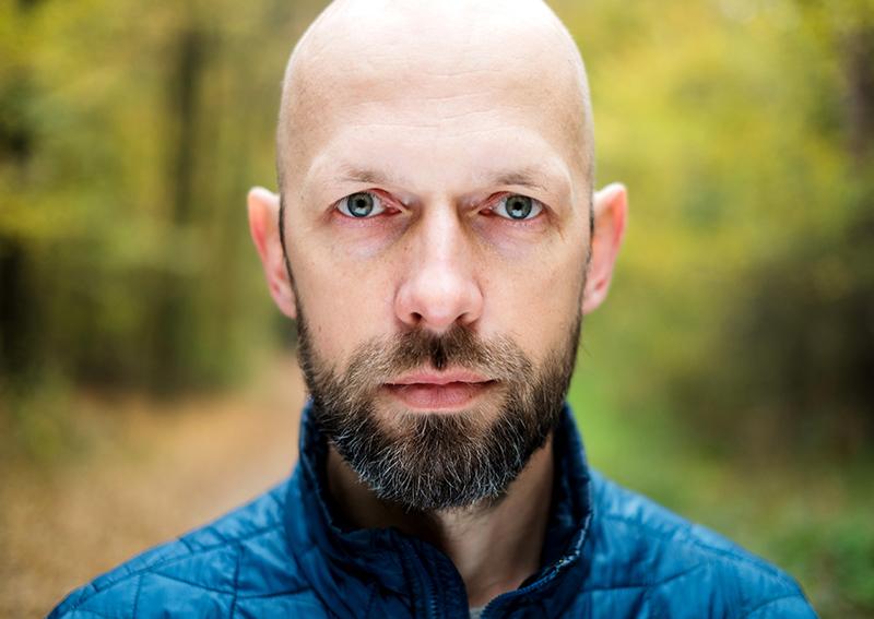 Michał Bielawski. Pod wiatr...