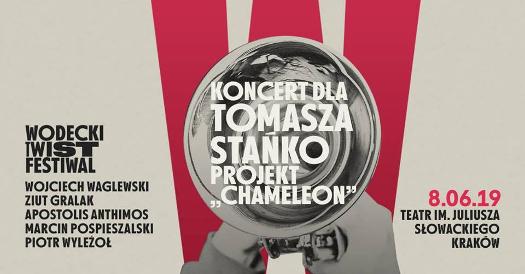 Wodecki Twist Festiwal whołdzie dla Tomasza Stańko
